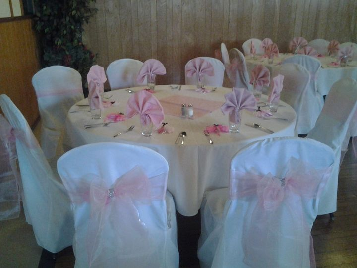 Tmx 1472839623377 Chair Covers 1 Cudahy wedding venue