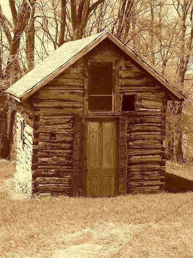 Original Log Cabin