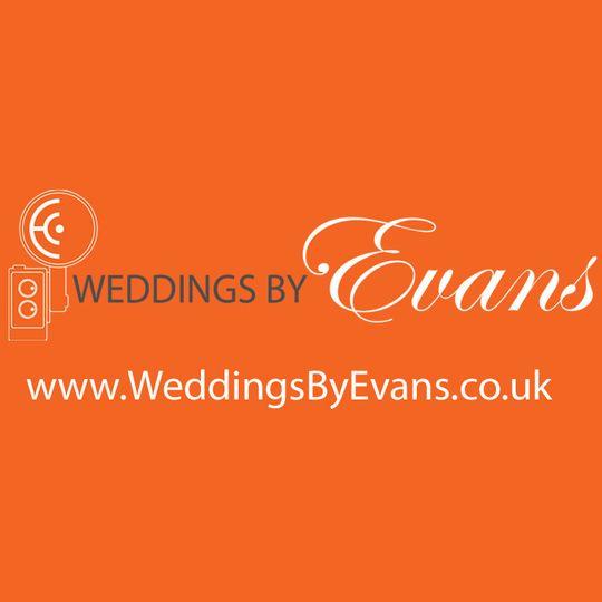 weddings by evans logo