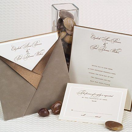 Encore Studios invitations suite