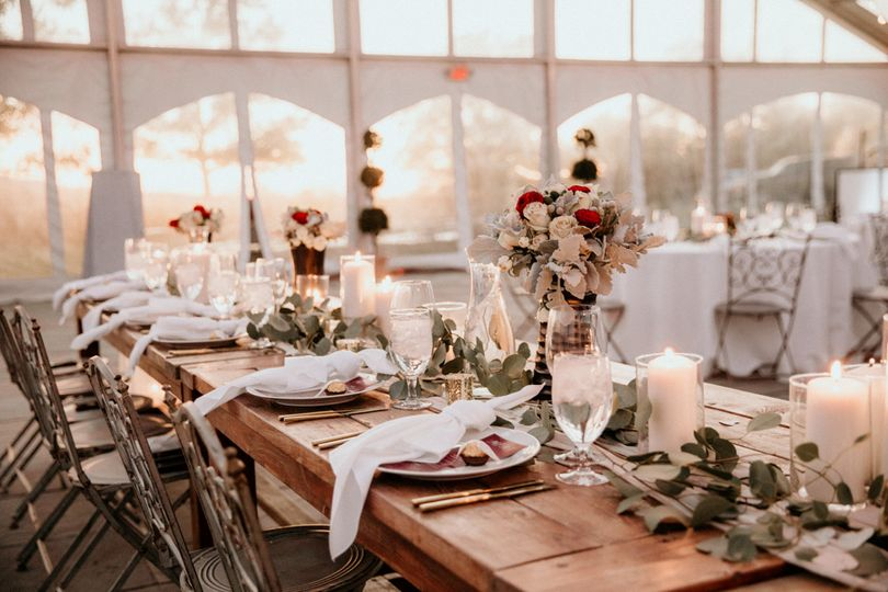 Gorgeous Table Scapes