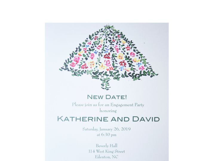 Tmx 17 51 983554 Raleigh, NC wedding invitation