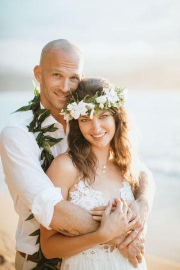 Kauai Couple