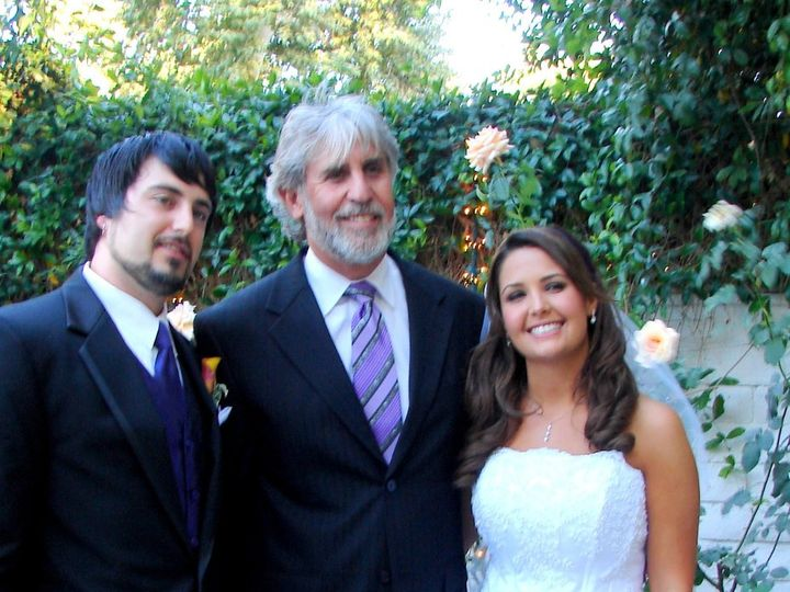 Tmx 1340754428624 CuteBrideRockerJuly2009a2 Los Alamitos, CA wedding officiant
