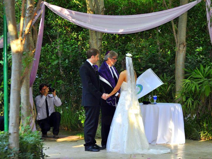 Tmx 1340755224481 BotannicalGardenKetubahReading Los Alamitos, CA wedding officiant
