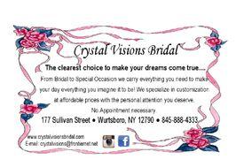 Crystal Visions Bridal