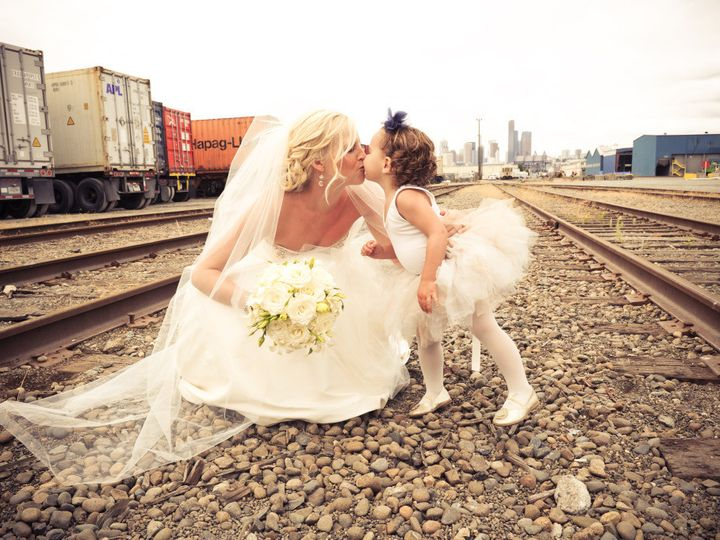 Tmx 1377752727934 5bridalparty 6650 20130328 193204 Utc Kirkland, Washington wedding florist