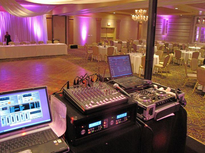 Mackie mixer - dual laptops with external controller