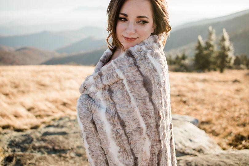 Smoky Mountain Bride