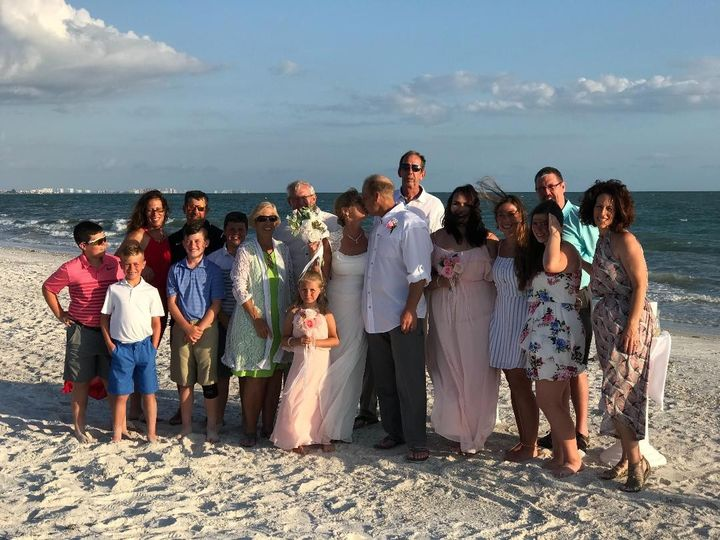 Lovers Key wedding