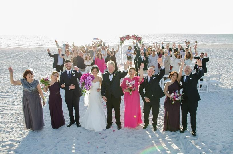 Marco Beach Wed