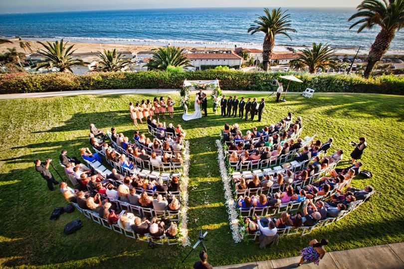 Bel Air Bay Club Ceremony
