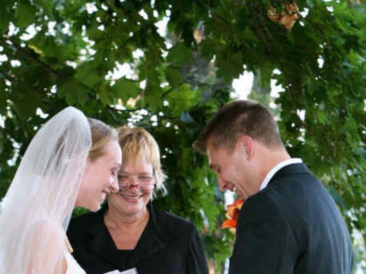 Tmx 1377730381602 Saracoreyrings Spencerport, NY wedding officiant