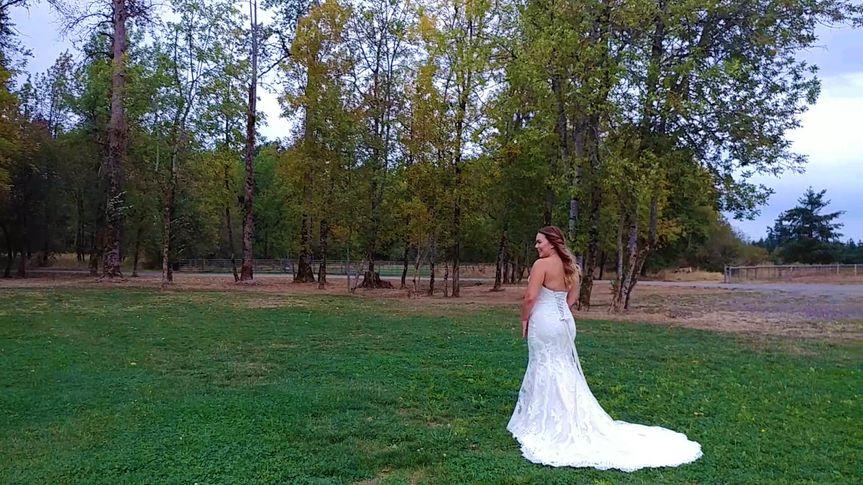 Beautiful Bride at a beautiful venue.