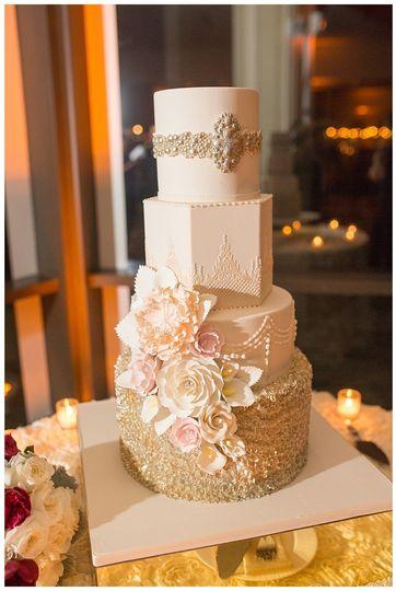 Elegant Temptations - Wedding Cake - Hialeah Gardens, FL ...