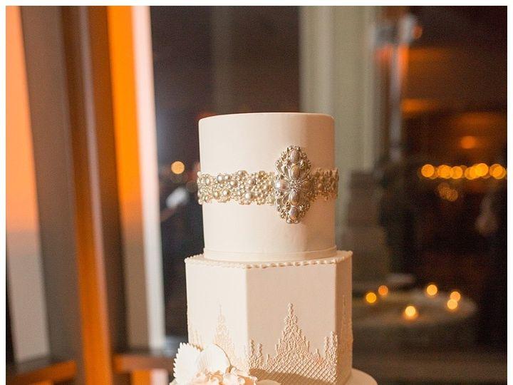 Tmx 1496937250023 Miami Custom Wedding Cakes0064 Hialeah, Florida wedding cake