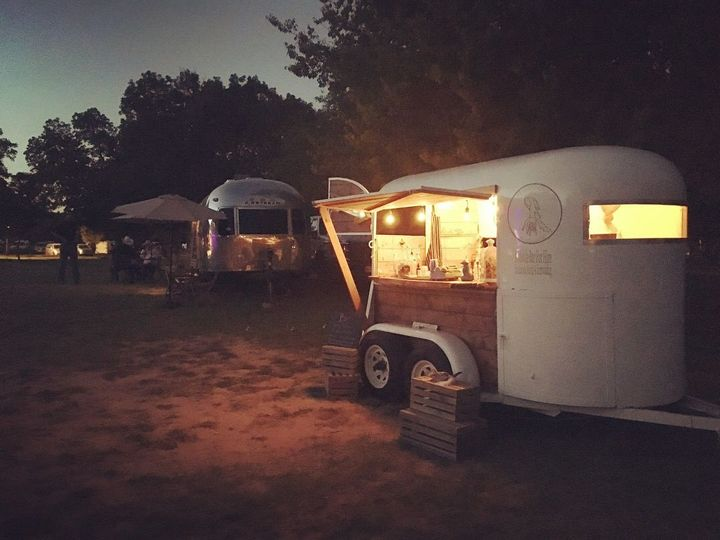 The Pour Horse, Mobile horse trailer bar for hire