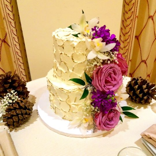 Sweet As Bliss - Wedding Cake - San Diego, CA - WeddingWire