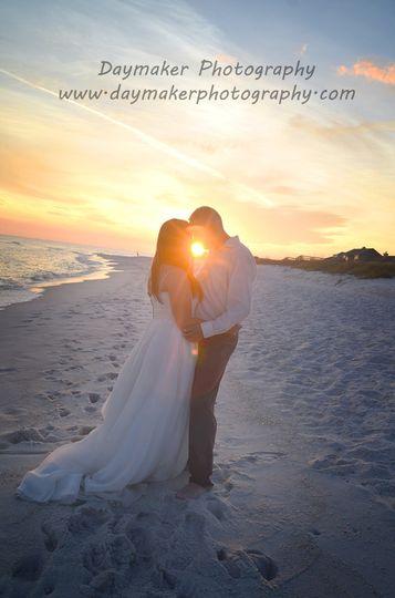 Sunset Wedding!