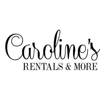 Tmx 1524146917 5d359759fd12e290 CarolinesRentals More LogoFB2 Paradise wedding rental