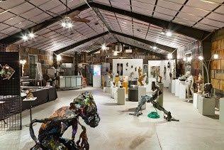 interior sculpture show small