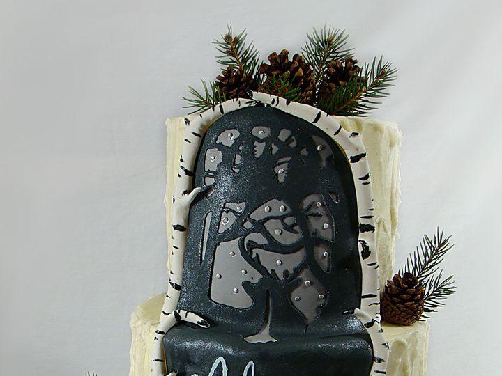 Tmx 1483378488044 Harrypotterweddingcake Owosso wedding cake