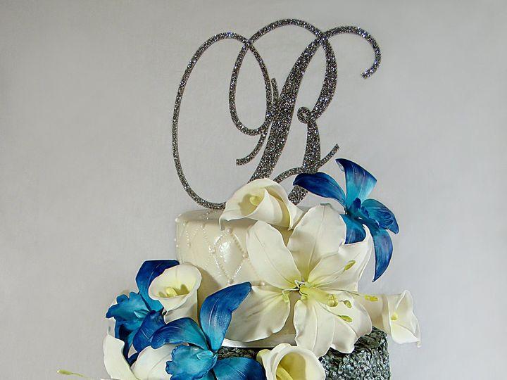 Tmx 1483378508138 Orchidweddingcake Owosso wedding cake