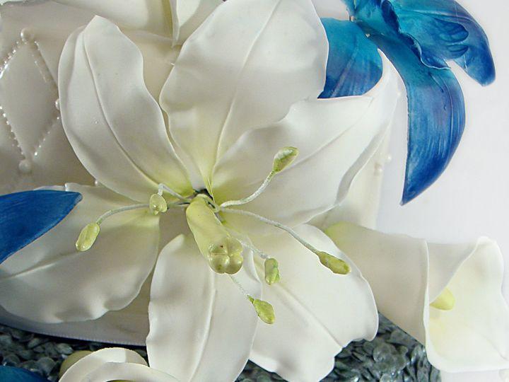 Tmx 1483378523432 Orchidweddingcakesp Owosso wedding cake