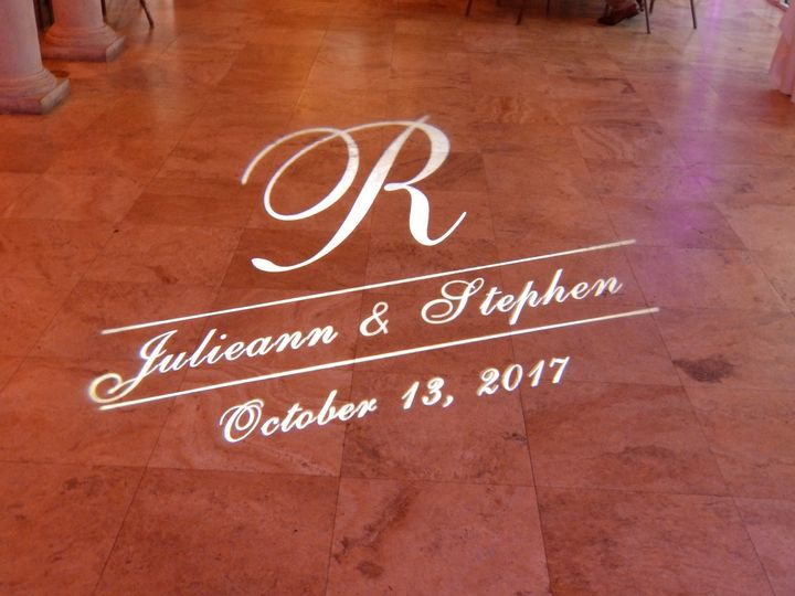 Julieann and Stephen's reception