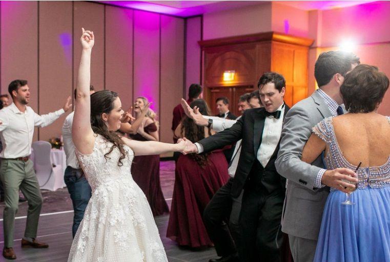 Wedding Celebration!