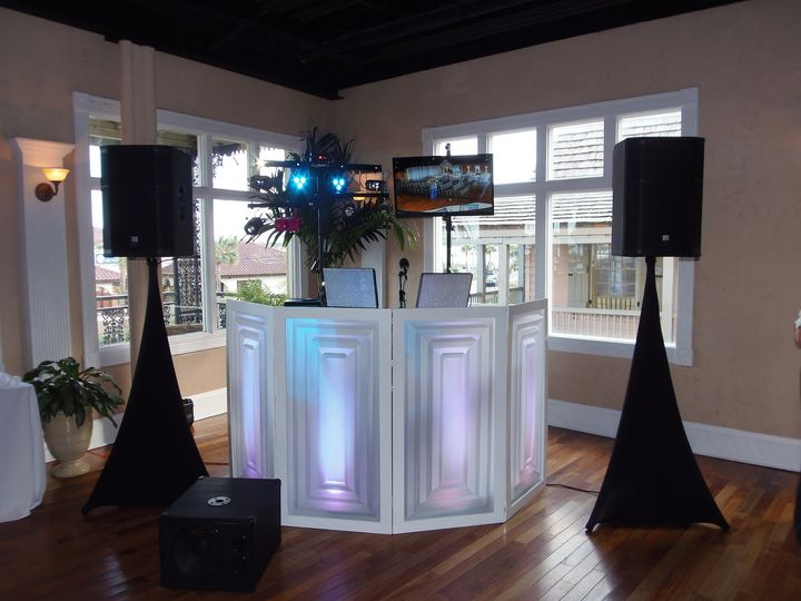 Tmx 1485136481486 White Room Setup Saint Augustine, Florida wedding dj