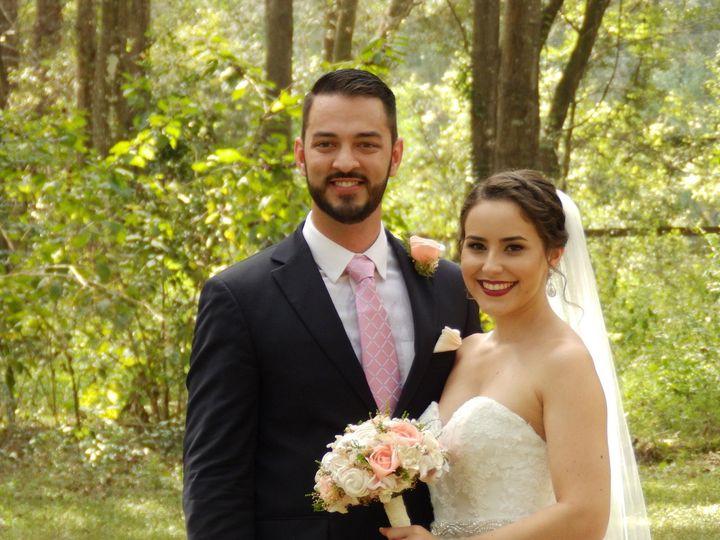 Tmx 1508457748313 Annette  Daniel F Wedding 10 7 17 Little Forest Fa Saint Augustine wedding dj