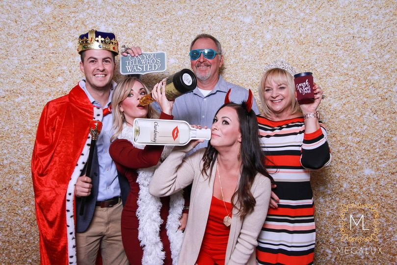 Megalux Photo Booth