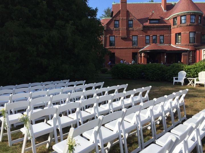 Tmx 1471633875499 Ceremony North Andover wedding venue