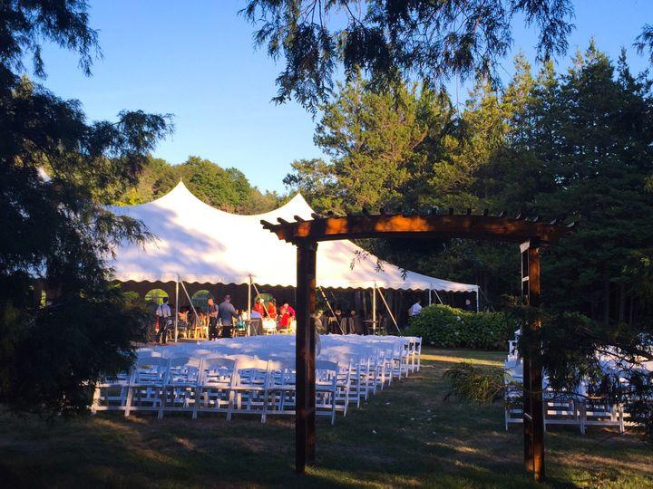 Tmx 1471633961708 Ceremony And Tent J North Andover wedding venue