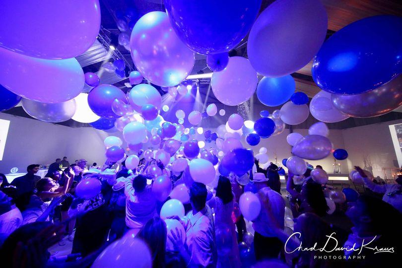 LIFE Balloon Drop