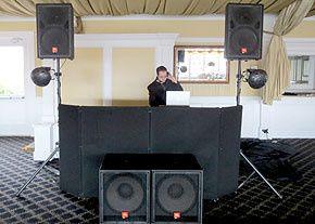 Premium DJ system