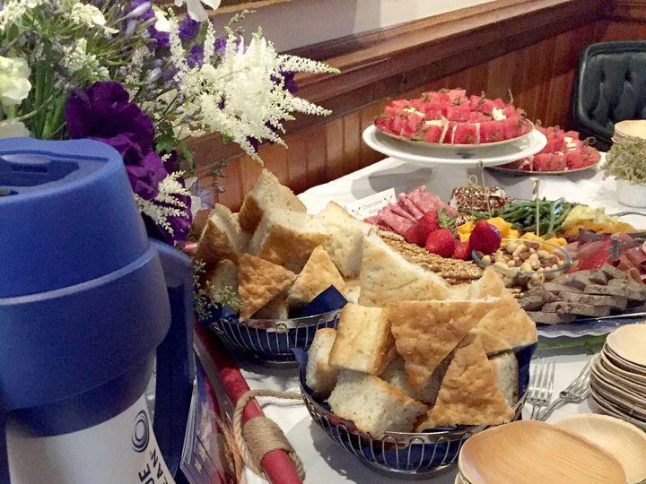 Tmx 1496244374510 Vesper Boat House Rehearsal Dinner 6 Willow Grove wedding catering