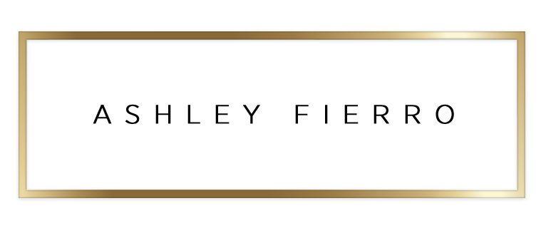 d6383d347b7e1be7 Ashley Fierro Logo
