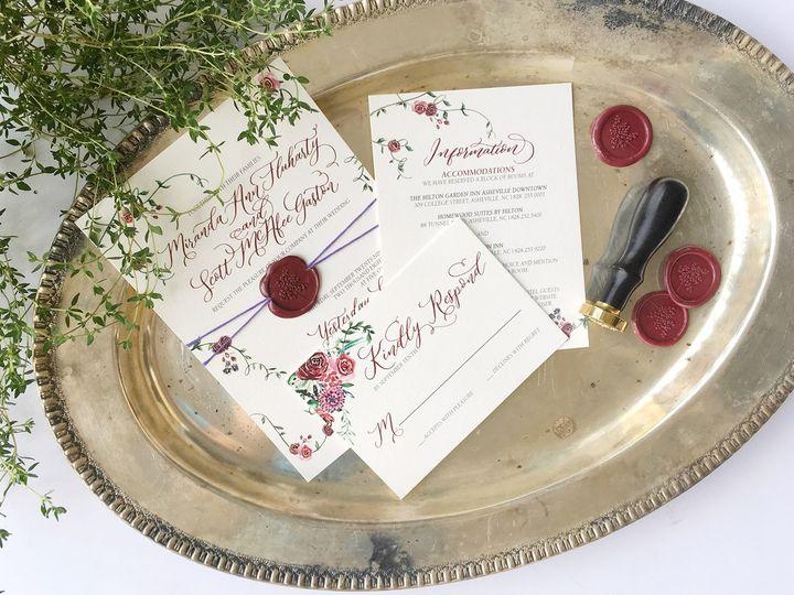 Tmx Miranda Styled 51 988654 1559949406 Raleigh, NC wedding invitation