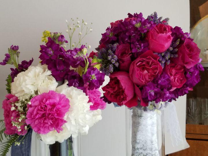 Tmx 1527022589 A61ca8caed675413 1527022586 4bc5a46a15376bdf 1527022585577 1 Chi Chi Wedding Laurel, MD wedding florist