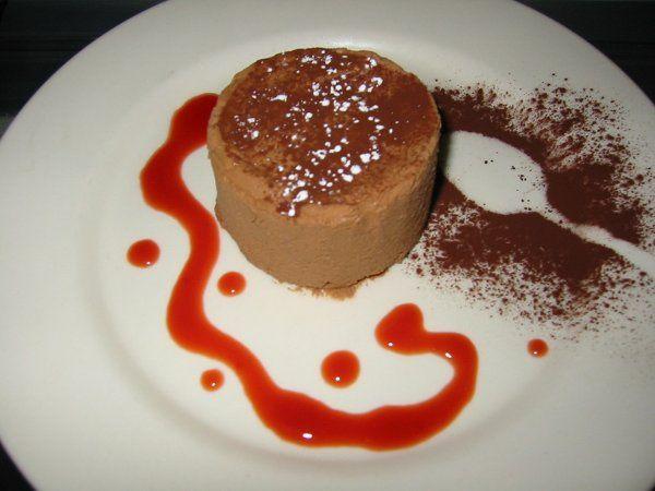 ChocolateMousse Individ