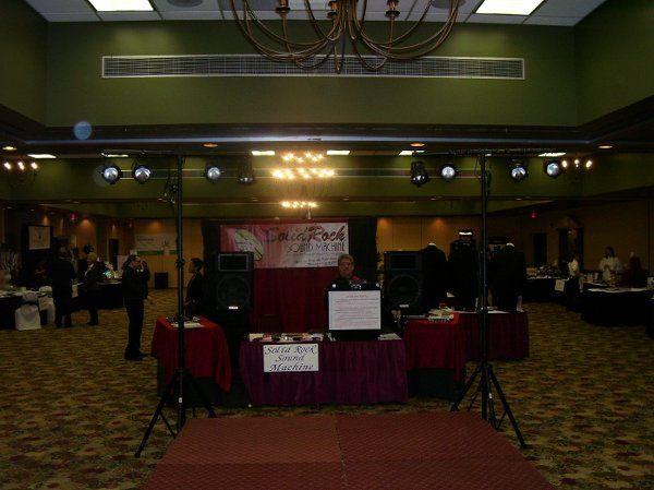 Sound system setup