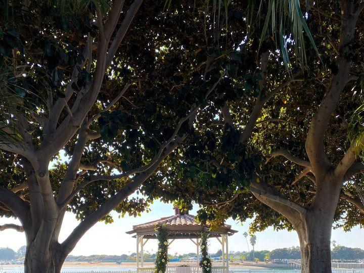 Tmx Gazebo Ceremony 2 51 102754 160598231086275 Newport Beach, CA wedding venue