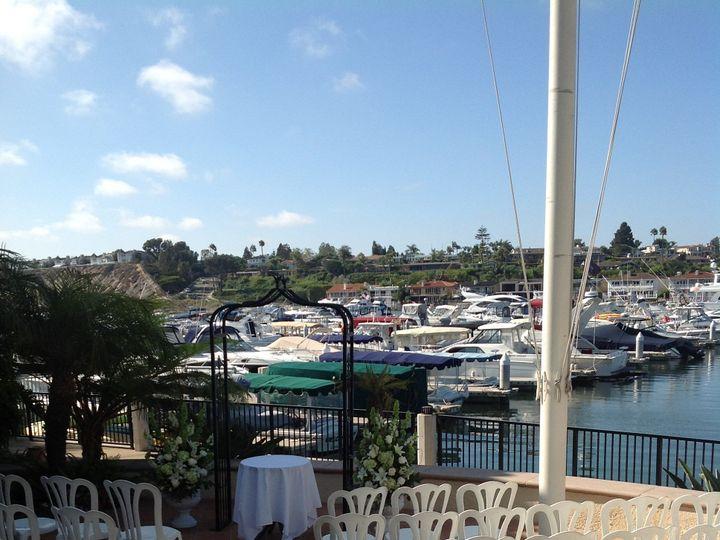 Tmx Marina Fountain Ceremony 51 102754 158205593951635 Newport Beach, CA wedding venue