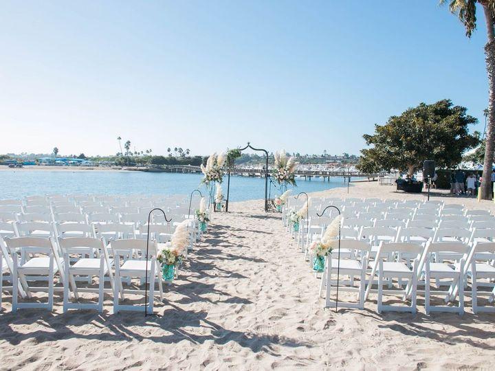 Tmx Pav C White Padded Chairs And Black Arch 51 102754 158714731247552 Newport Beach, CA wedding venue