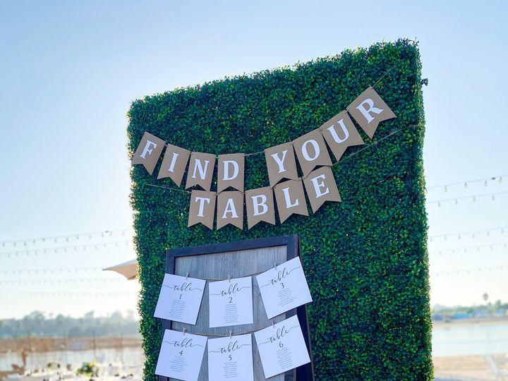 Tmx Welcome Table 51 102754 160598213156745 Newport Beach, CA wedding venue