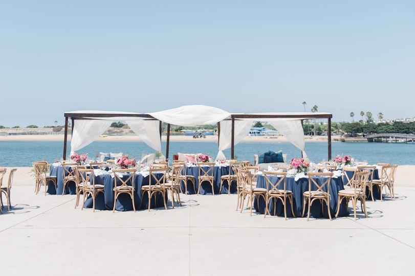 Beach Pavilion Reception