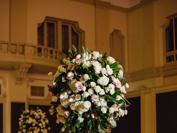 Tmx 1470418598080 Floral Magnolia Candelabra Topiary Tulips Roses Hy New Orleans, LA wedding florist