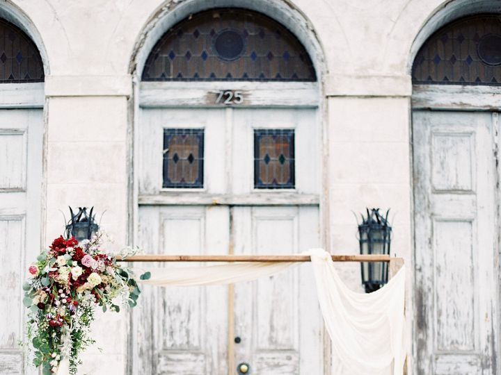 Tmx 1470418755726 Marigny Opera House New Orleans Floral Arch Bride  New Orleans, LA wedding florist